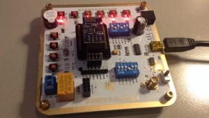 Development board esp8266
