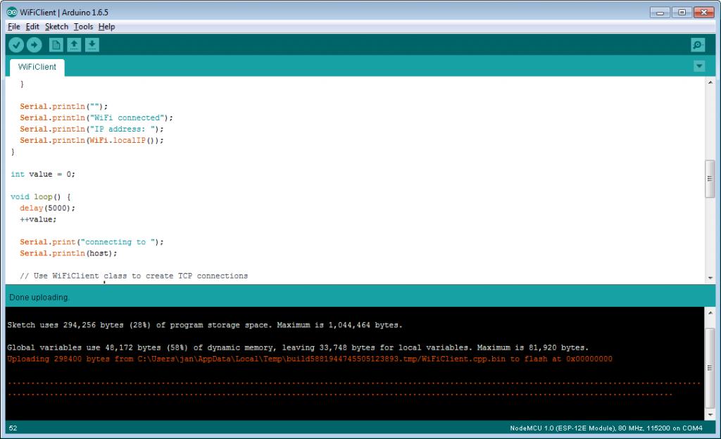 arduino-esp8266-ide